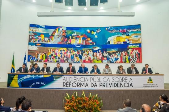 Foto008 - AP Reforma da Previdência - 100619 - Por Kristiano Simas