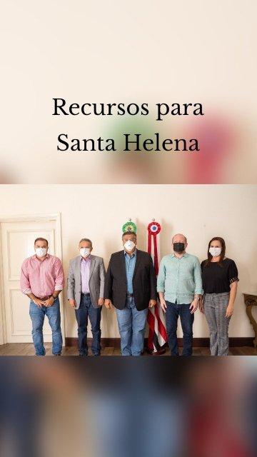 Recursos para Santa Helena